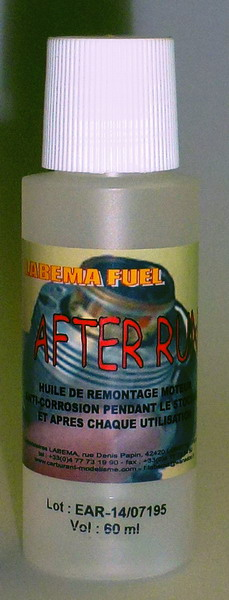 After Run LABEMA 60 ml